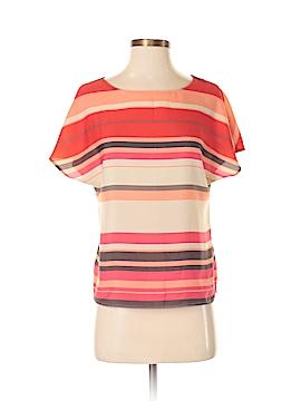 Ann Taylor LOFT Outlet Short Sleeve Blouse Size S (Petite)