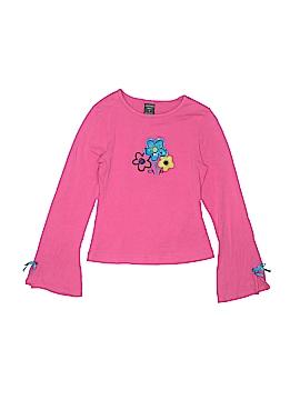 Copper Key Long Sleeve T-Shirt Size 7