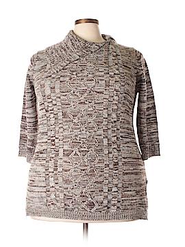 Jason Maxwell Pullover Sweater Size 2X (Plus)
