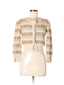 Hanii Y Wool Cardigan Size M