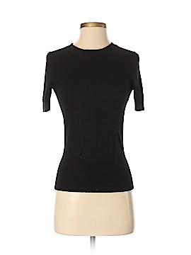 Moda Luxe Silk Pullover Sweater Size S