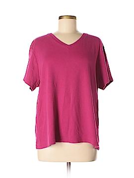Cheetah Short Sleeve T-Shirt Size 18 (Plus)