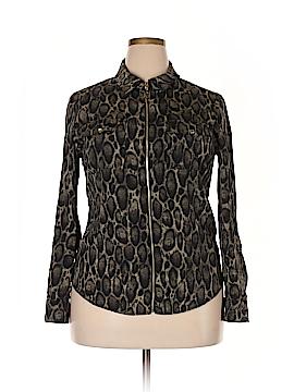 MICHAEL Michael Kors Long Sleeve Blouse Size XL