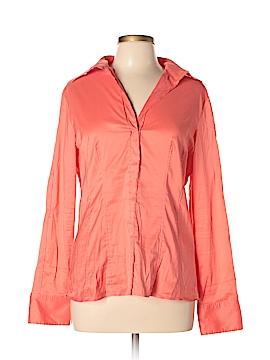 BOSS by HUGO BOSS Long Sleeve Button-Down Shirt Size 12