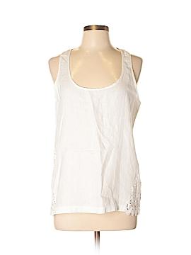 La Blanca Sleeveless Blouse Size L