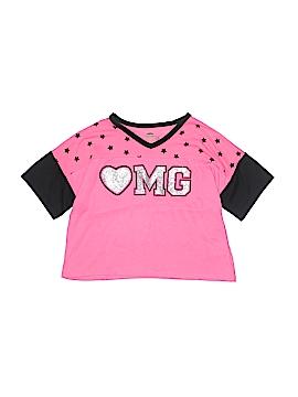 Total Girl Short Sleeve T-Shirt Size 10 - 12