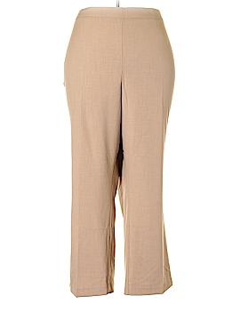 Catherines Dress Pants Size 5X (Plus)