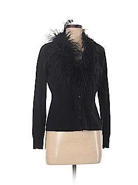 Tina Hagen Silk Cardigan Size M
