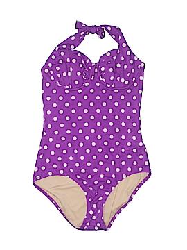 J. Crew One Piece Swimsuit Size 6