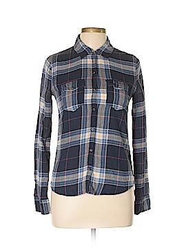 Abercrombie Long Sleeve Button-Down Shirt Size XL