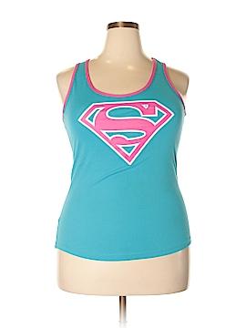 Superman Tank Top Size XL