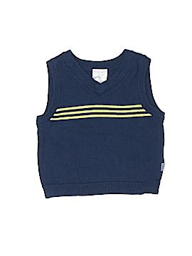 Cuddle Bear Sweater Vest Size 3 mo