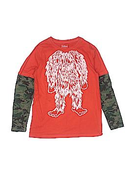 L.L.Bean Long Sleeve T-Shirt Size L (Kids)
