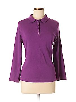 Covington Long Sleeve Polo Size XL