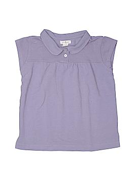 Olive Juice Short Sleeve Polo Size L (Kids)