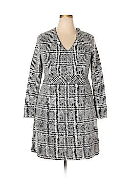 MICHAEL Michael Kors Casual Dress Size 1X (Plus)