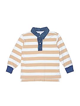 Kelly's Kids Long Sleeve Polo Size 3 - 4