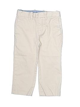 Crewcuts Khakis Size 2T