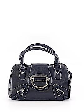 Hillard & Hanson Leather Satchel One Size