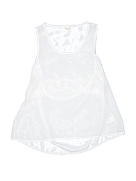 B Jewel Sleeveless Blouse Size 10