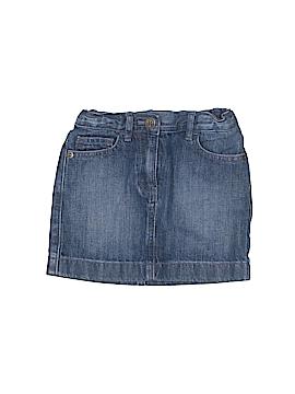 Crewcuts Denim Skirt Size 4