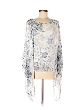 Saks Fifth Avenue 3/4 Sleeve Blouse Size M