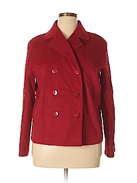 JG HOOK Wool Blazer Size 14