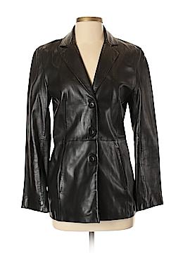 Unbranded Clothing Leather Jacket Size 4