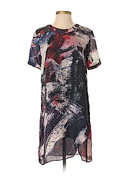 Waverly Grey Casual Dress Size 4