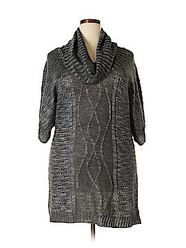 Worthington Casual Dress Size 1X (Plus)