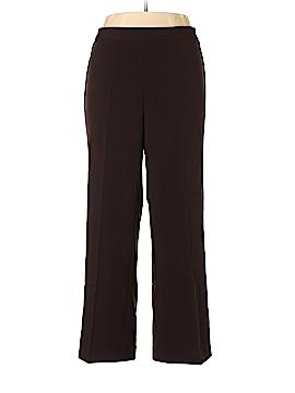 Catherines Dress Pants Size 0X (Plus)