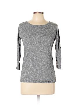 Nine 1 Eight 3/4 Sleeve Top Size M