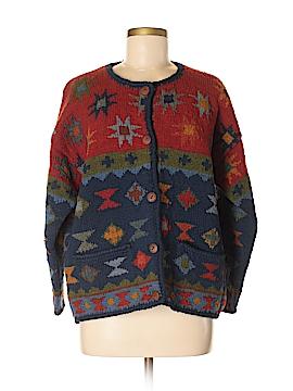 Nomadic Traders Wool Cardigan Size M