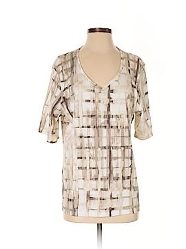 Karen Scott Sleeveless T-Shirt Size 0X (Plus)