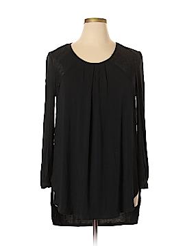 Melissa McCarthy Seven7 Long Sleeve Top Size 0X (Plus)