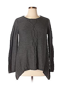 Great Northwest Indigo Pullover Sweater Size L