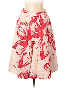 Classiques Entier Silk Skirt Size 6