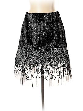 Teri Jon Sportswear Wool Skirt Size 2