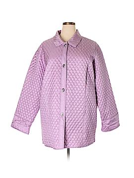 Dennis Basso Jacket Size 2X (Plus)