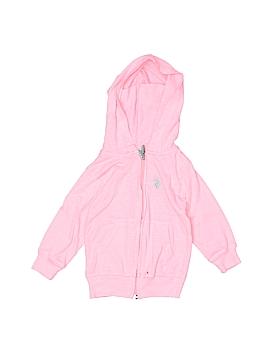 U.S. Polo Assn. Zip Up Hoodie Size 24 mo