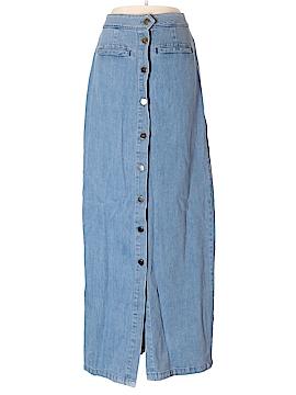 ASOS Denim Skirt Size 8 (UK)