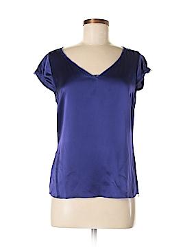 Tahari Short Sleeve Blouse Size S (Petite)