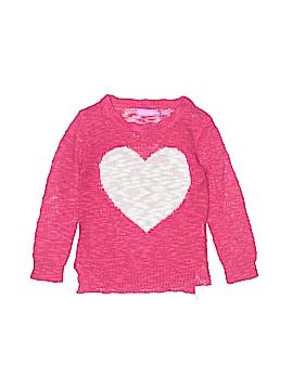 Aqua Pullover Sweater Size 3T