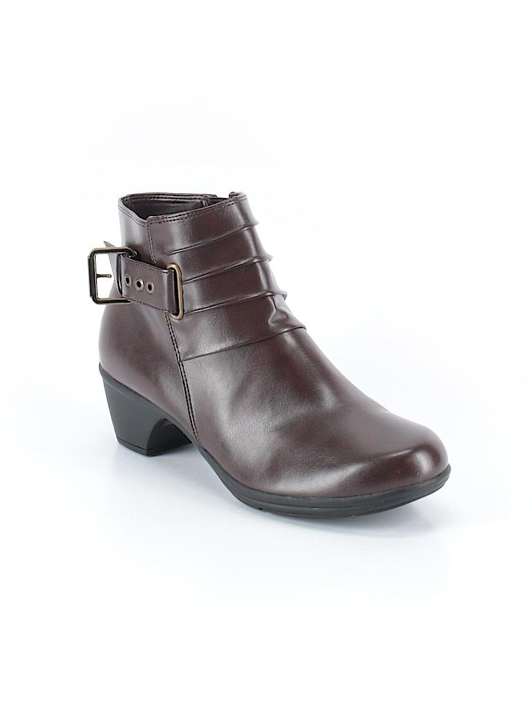 item comfort women heel womens shoes intrepid brands boots s earth ankle bootie comforter