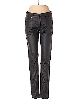 BCBGeneration Faux Leather Pants 25 Waist