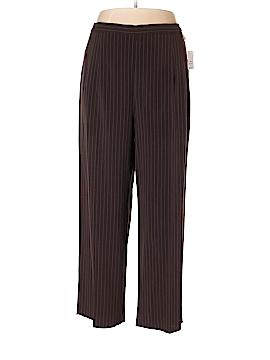 Danny & Nicole Dress Pants Size 20W (Plus)