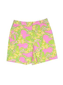 Lilly Pulitzer Khaki Shorts Size 8