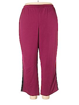 Catherines Active Pants Size 5X (Plus)