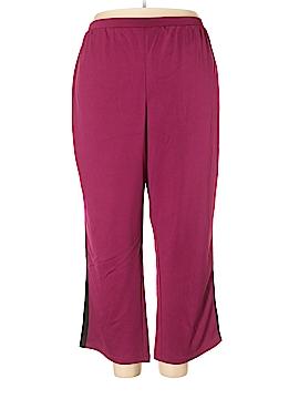 Catherines Active Pants Size 4X (Plus)