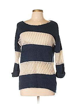 Signature 8 Pullover Sweater Size L